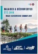 Plan balades & découvertes Peisey-Vallandry/Les Arcs été 2019