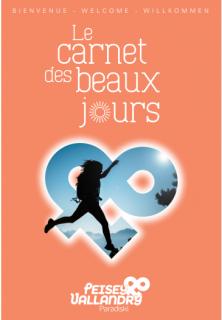 CARNET DES BEAUX JOURS ETE 2021