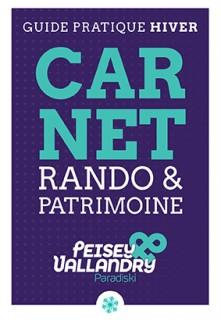 Carnet Rando & Patrimoine hiver 19 20