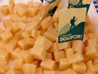 Beaufort von der Alm