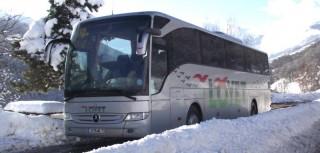 Per Bus vom Bahnhof