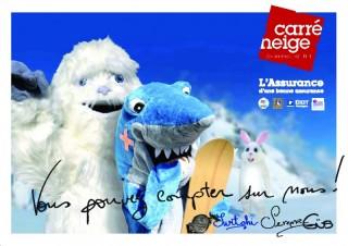 Skiversicherung Carré Neige