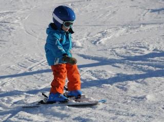 Besicherte Skizonen Kinder / Anfänger