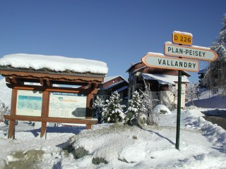 How to get to Peisey-Vallandry