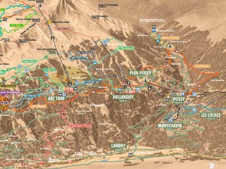 Karte MTB
