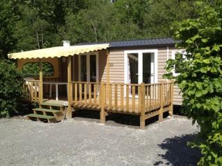 Mobil-homes et bungalows
