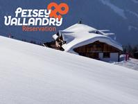 Peisey-Vallandry Buchung