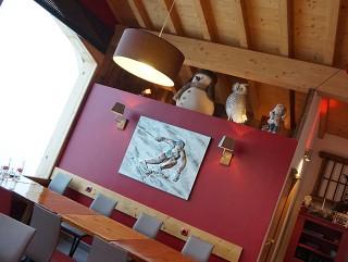 Bars und Tea rooms