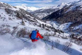 Skier comme un fada