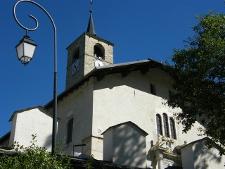 Church and chapel
