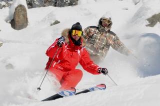 Peisey-Vallandry Französische Skischule