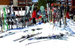 Notre matériel de ski