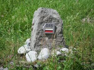 GR5 Hiking Trail