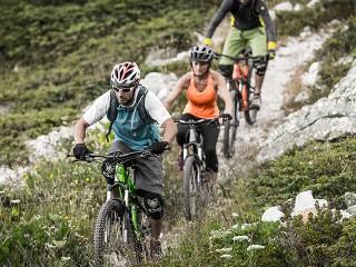 Mountainbike-Strecken