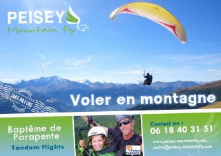 Peisey Mountain Fly