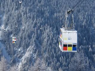 Le Téléphérique Vanoise Express