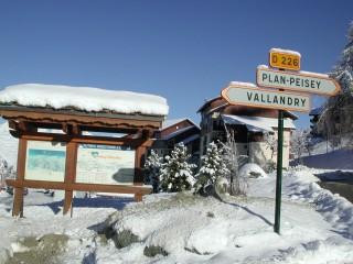 Venir à Peisey-Vallandry