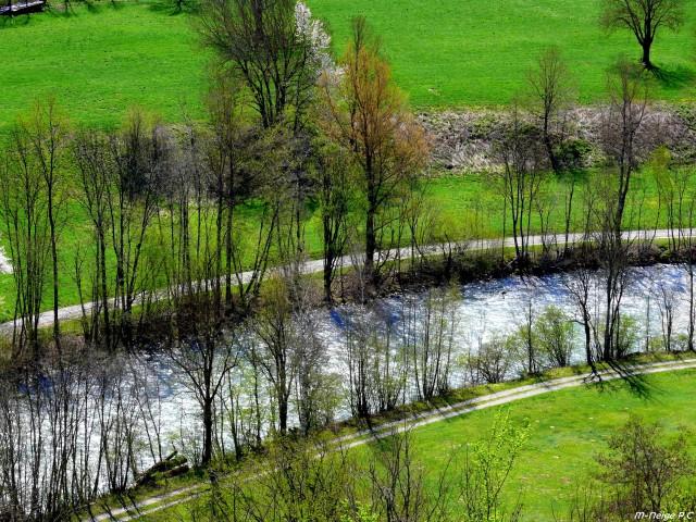 La voie verte - Landry