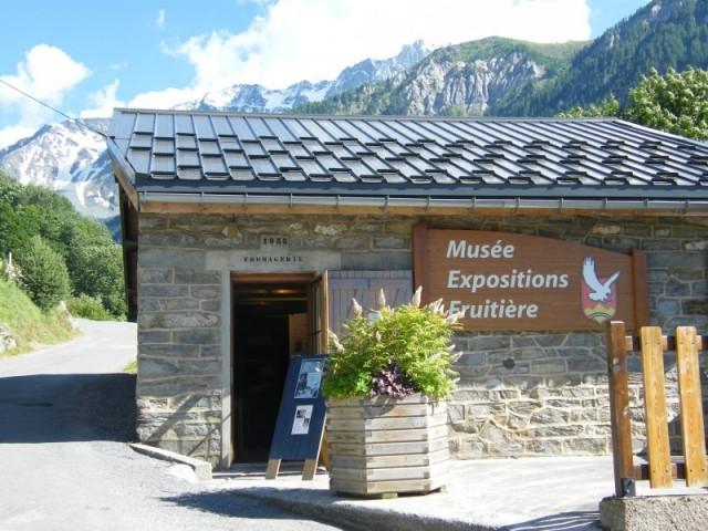 Musée de la Fruitière, expositions
