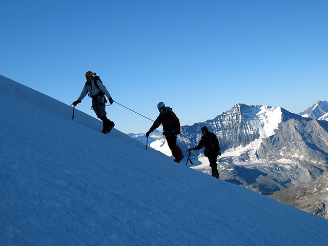 Bergsteigen & Klettersteig