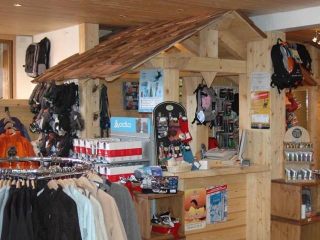 Sports shops
