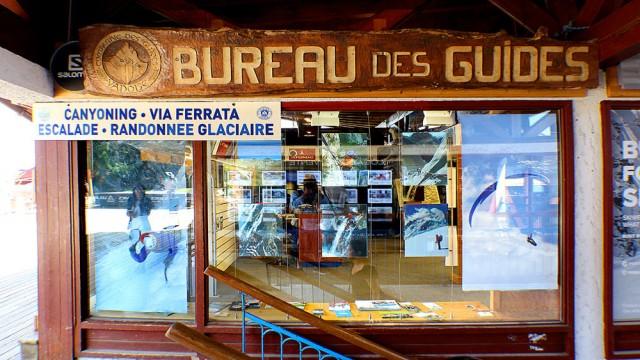 Bureau des Guides