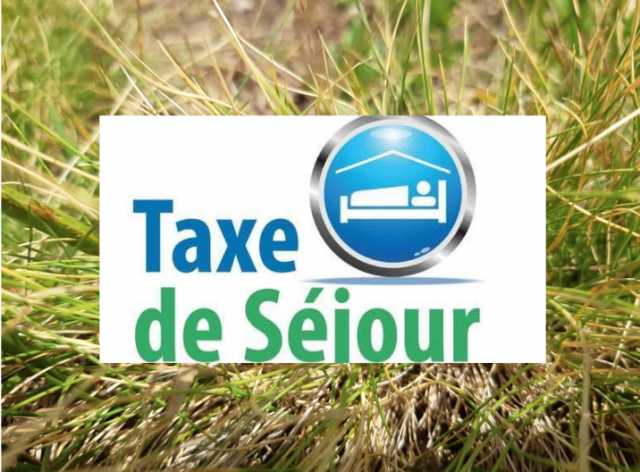 La taxe de séjour
