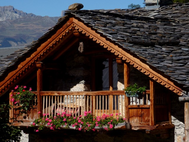 Chalets & appartements