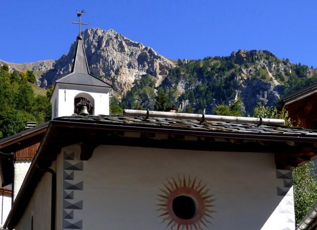 Kirchen, Kapellen und Minen