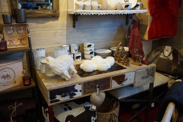 Shops and Craftsmen