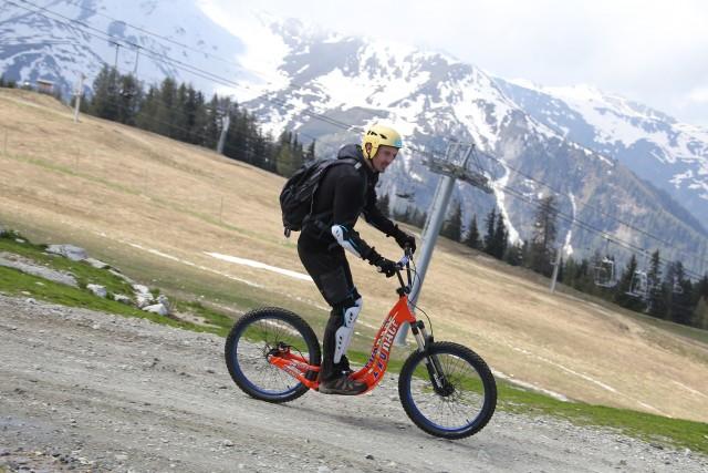 Déval'Bike scooter