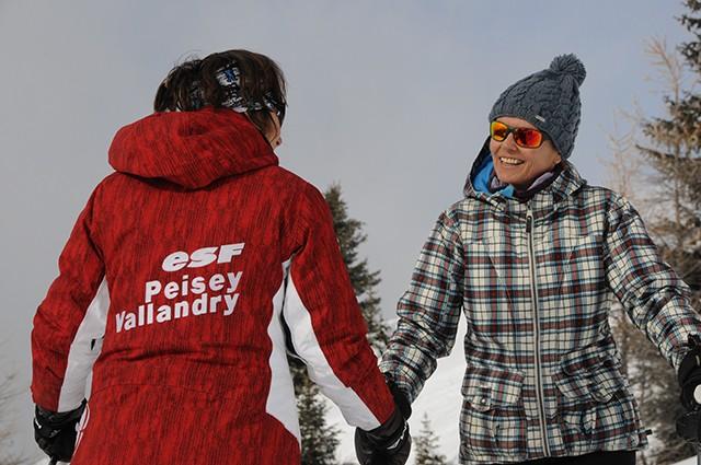 Die Französische Skischule