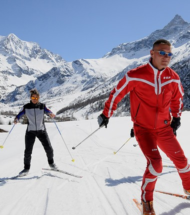 Nordic ski school