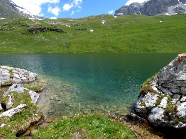 Pêche en lac d'altitude