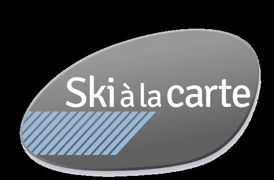 Ski à la carte