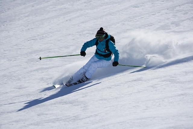 accompanier  Ski torning