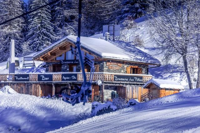 Mountain restaurants