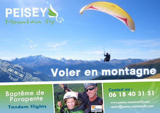 Peisey Mountain Fly