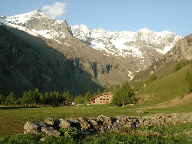 Rosuel - Doors of the Vanoise National Park