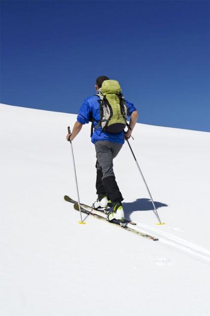 Ski torning