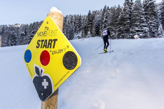 """Gourmet-Skitouren """"Croq'rando"""""""