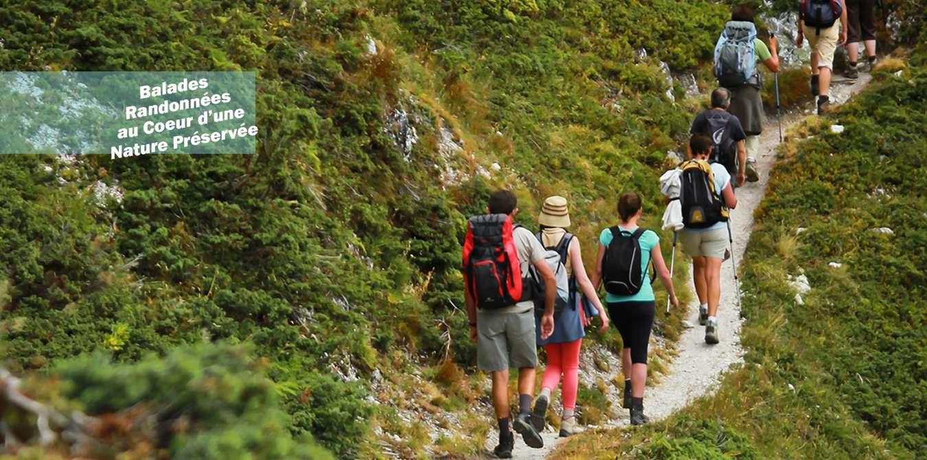 Balade et randonn�e au coeur du Parc national de la Vanoise