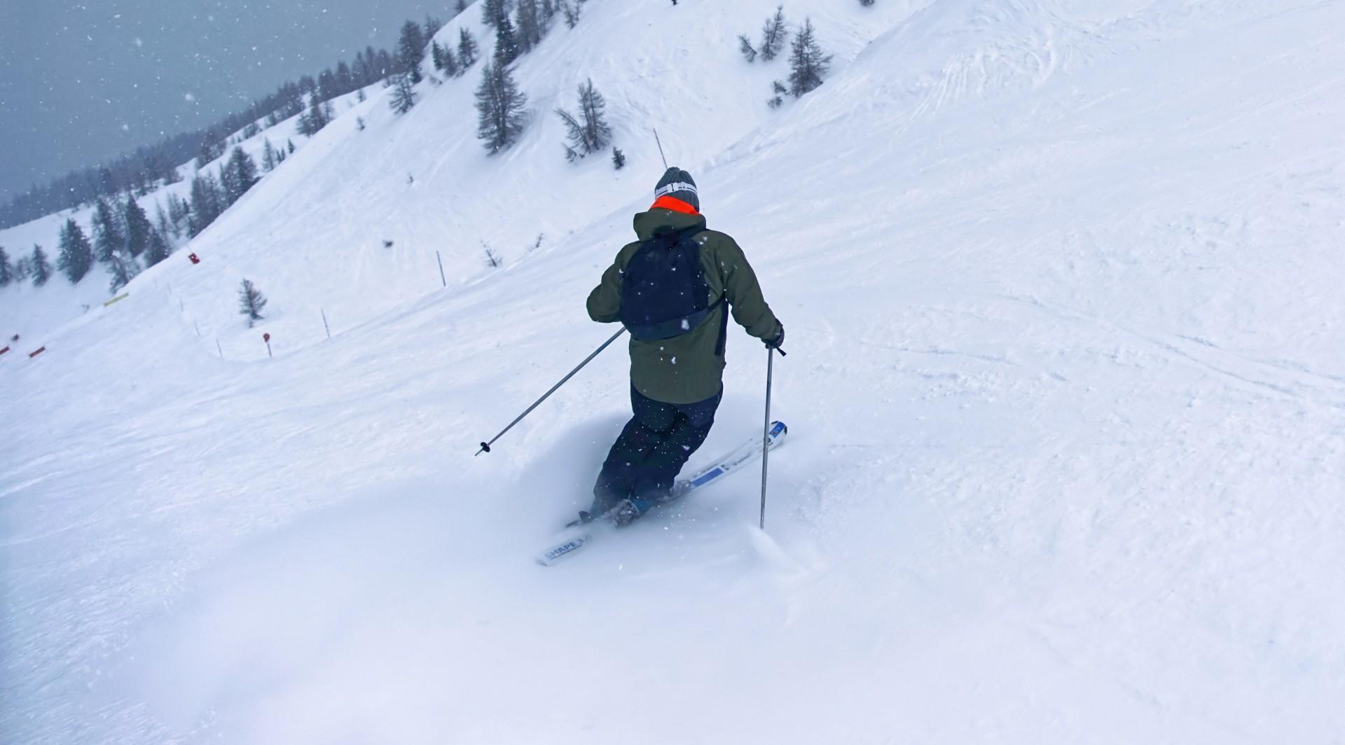 ski alpin - Alexendre Bouya