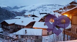 Hébergements hiver Peisey-Vallandry
