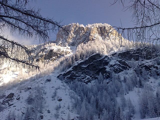 Plan du domaine skiable paradiski webcam