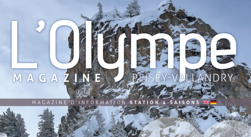 L'Olympe, magazine d'information - Peisey-Vallandry - Station 4 saisons