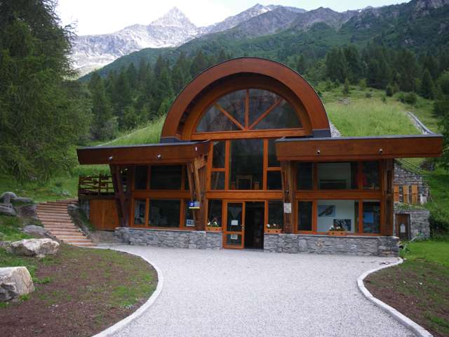 Refuge de Rosuel Vallée de Peisey Nancroix