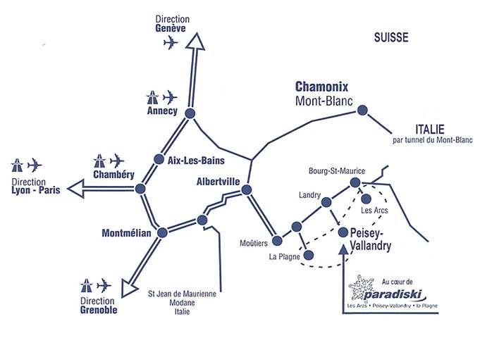 situer-la-station-de-ski-peisey-vallandry-savoie-tarentaise