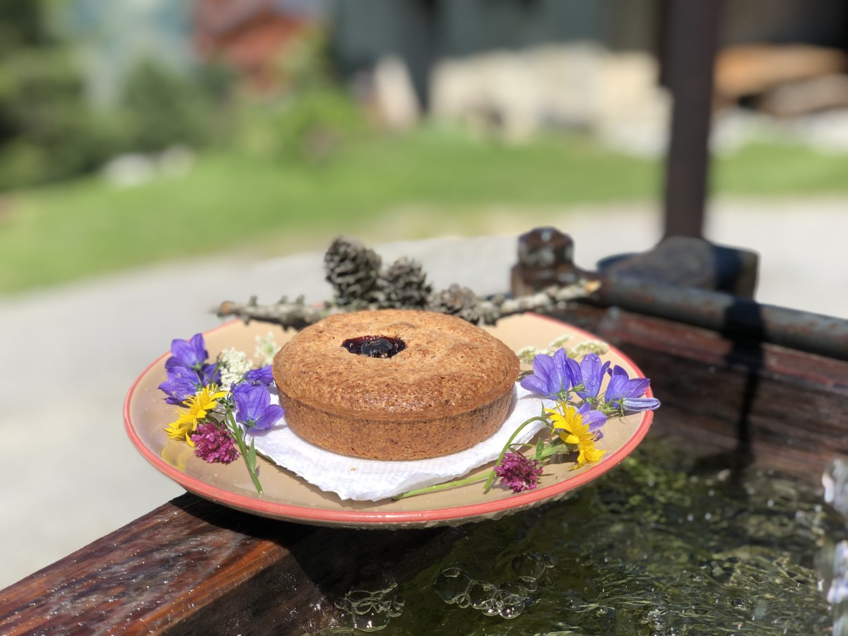 The myrtillou: the unmissable signature pastry of Peisey-Vallandry!