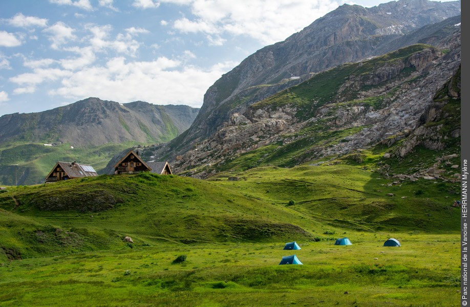 Between freedom and respect: the art of responsible bivouac in the heart of the Vanoise National Park